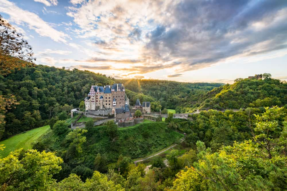 for a fairytale experience visit some of these 10 castles in Europe