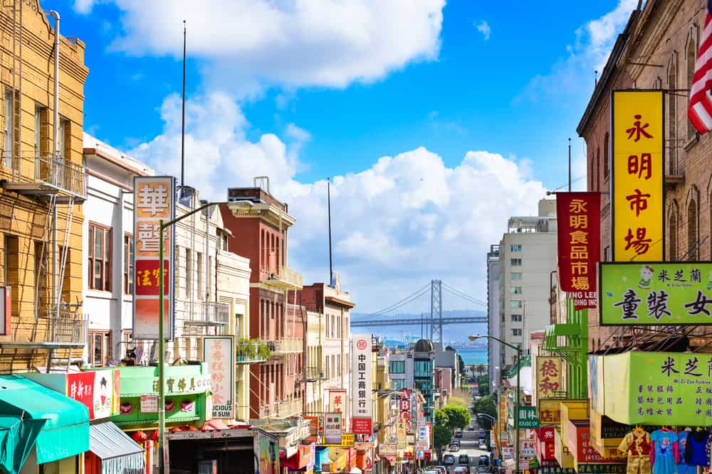 Chinatown is one of the most amazing things you must see in San Francisco