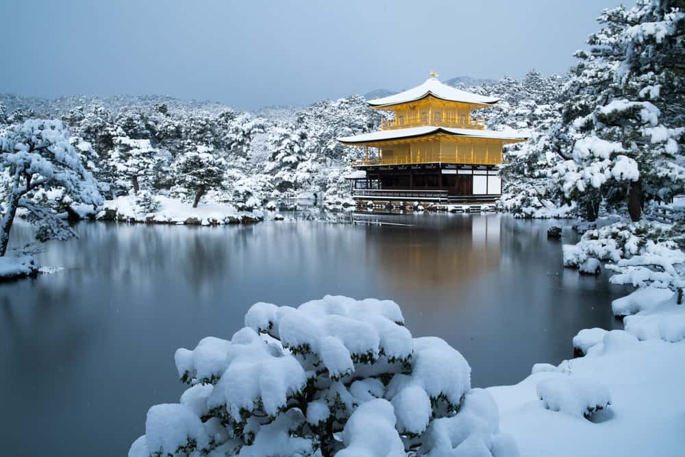 planning a trip to Japan in the winter is a magical experience