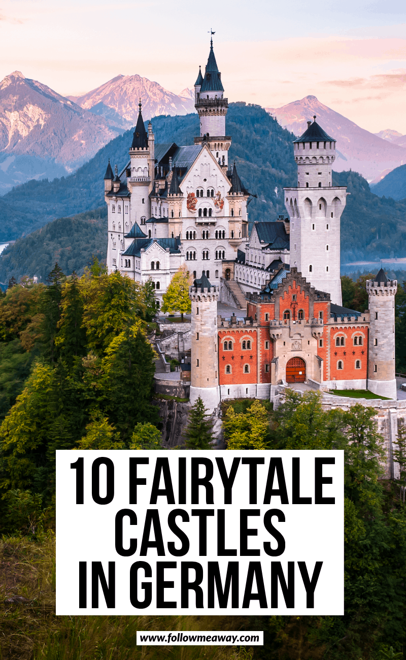 10 fairytale castles in germany