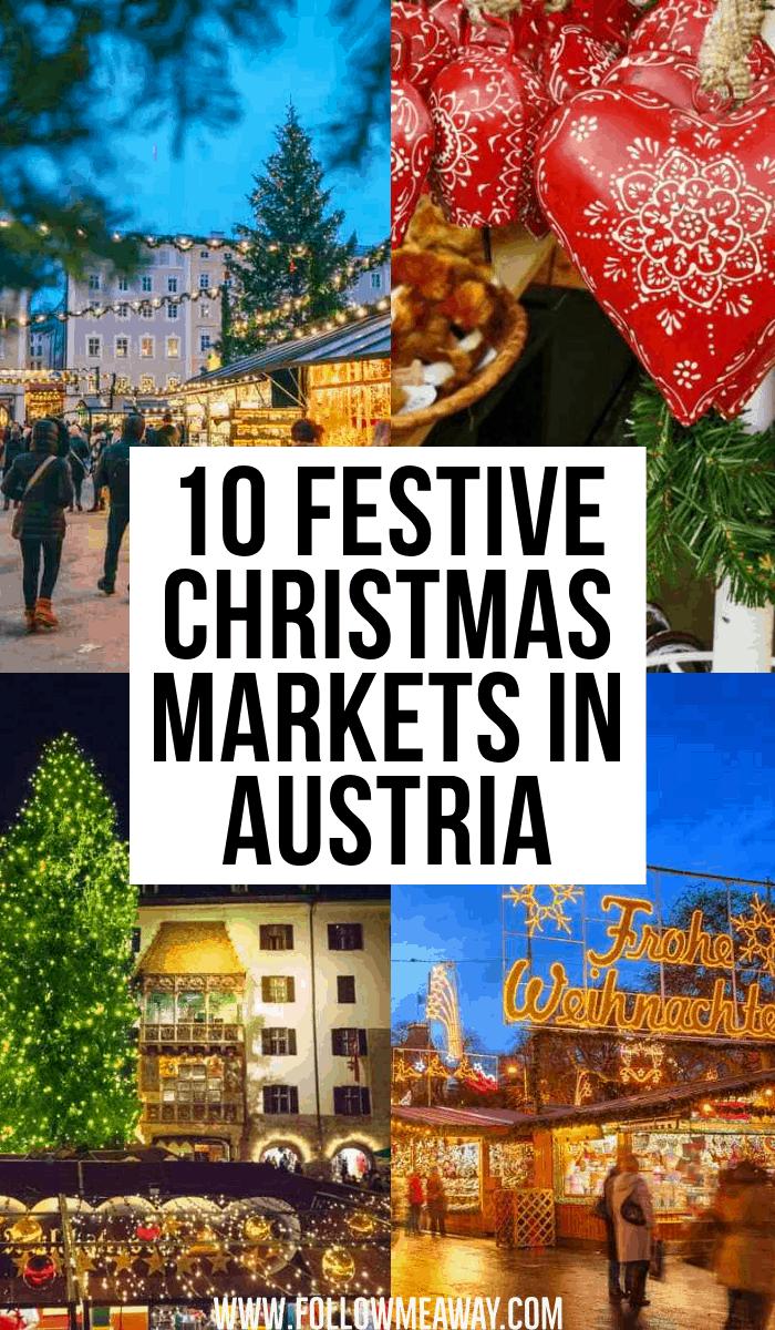 10 festive christmas markets in austria