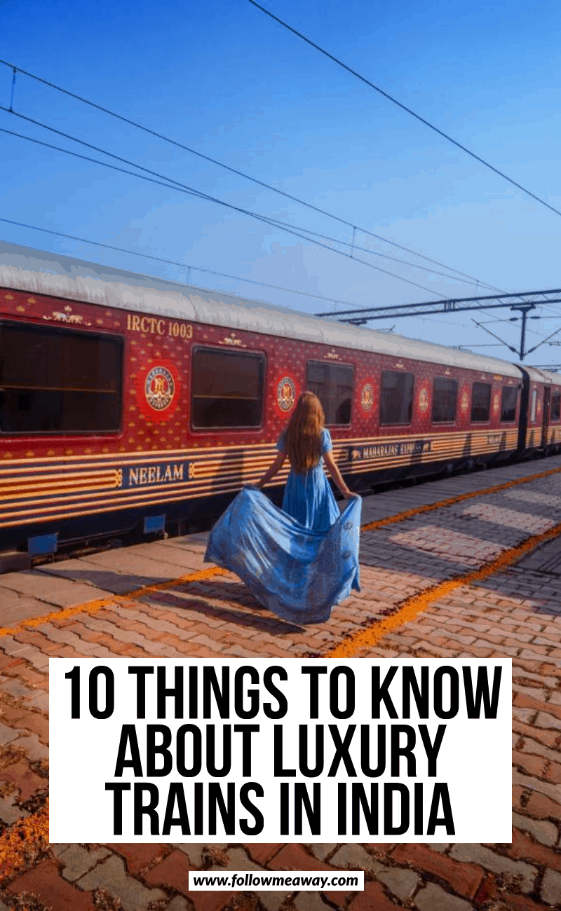 10 things to know about trains in india