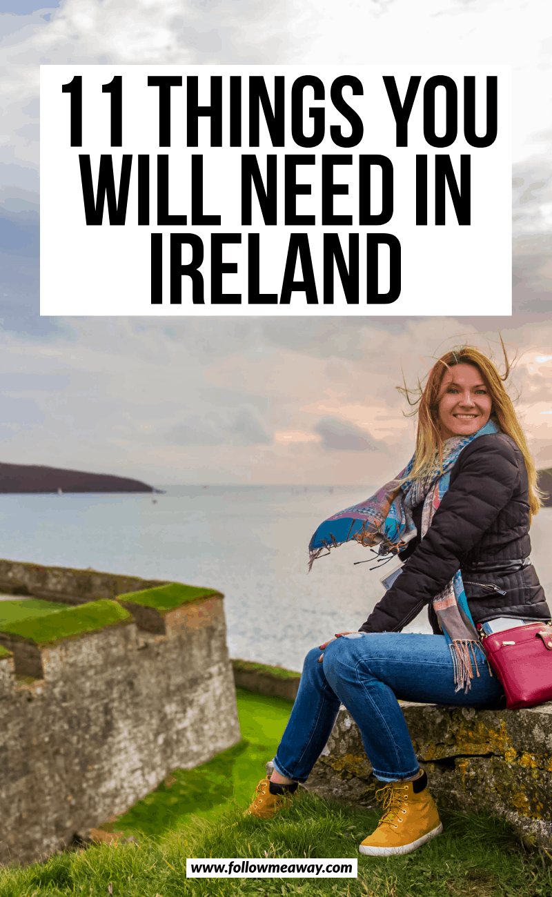 11 things you will need in ireland