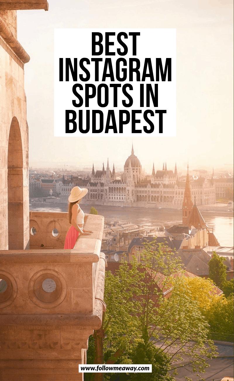 best instagram photos in budapest