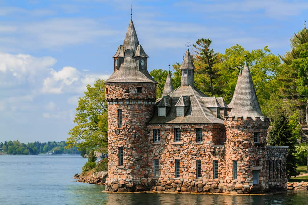 Boldt Castle is one of the most charming castles in America