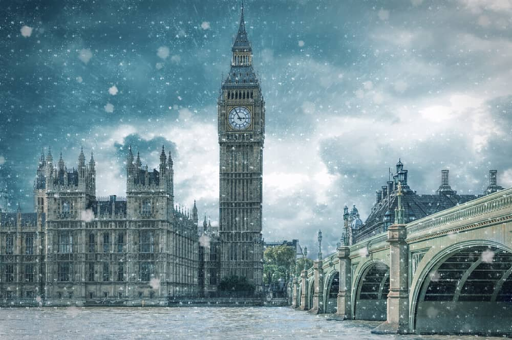 The Ultimate Guide To Visiting London In Winter - Follow ...