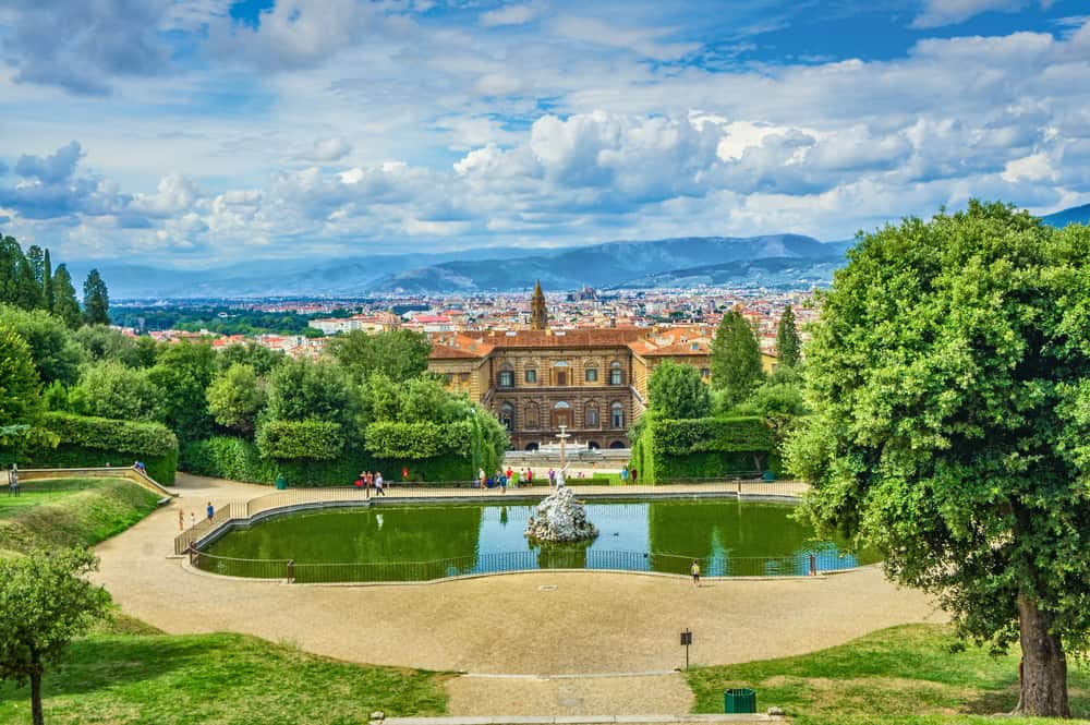 While spending one day in Florence, the Boboli Gardens are a must see for all nature and art lovers!
