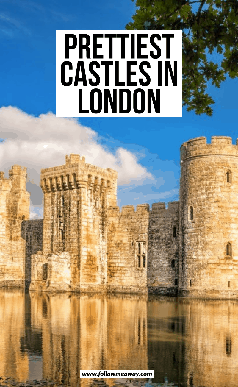 Prettiest Castles In London