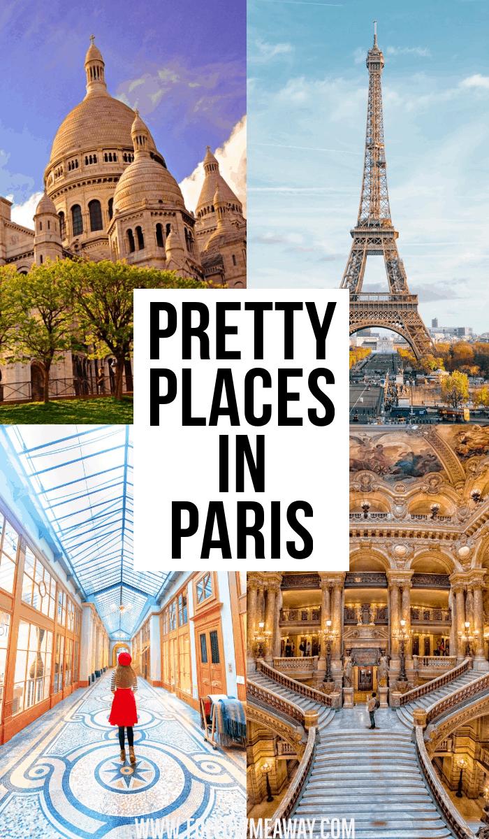 pretty places in paris