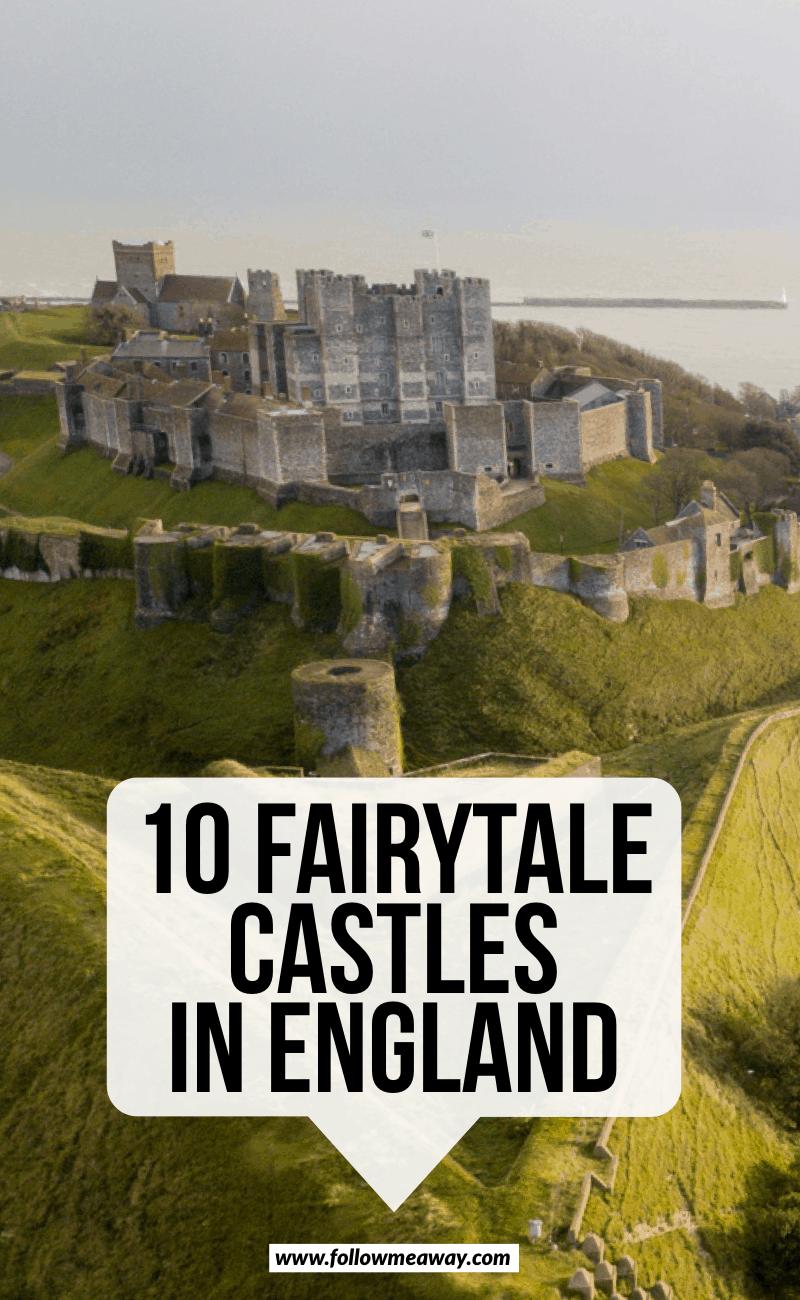 Fairytale castles in England