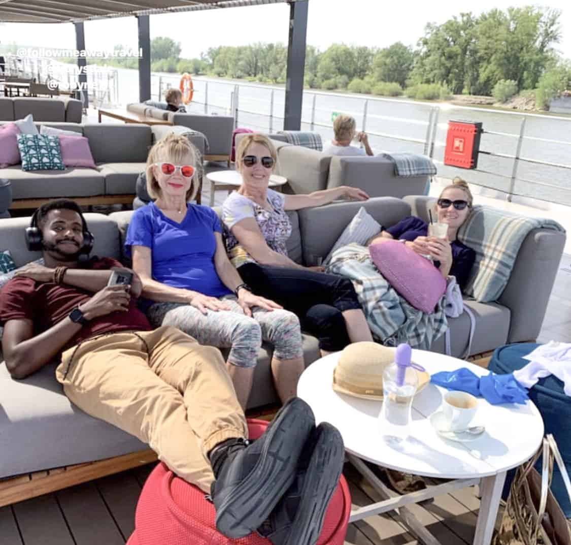 family time on crystal river cruises