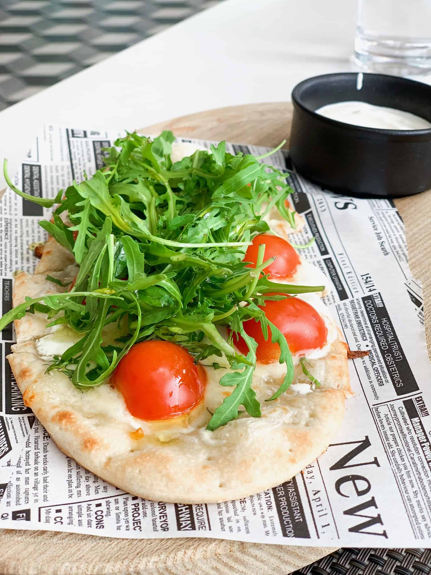 flatbread on crystal river cruises