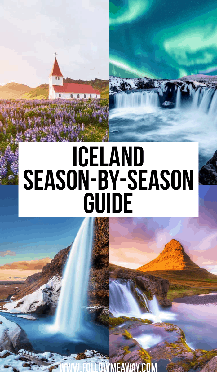 iceland season by season guide