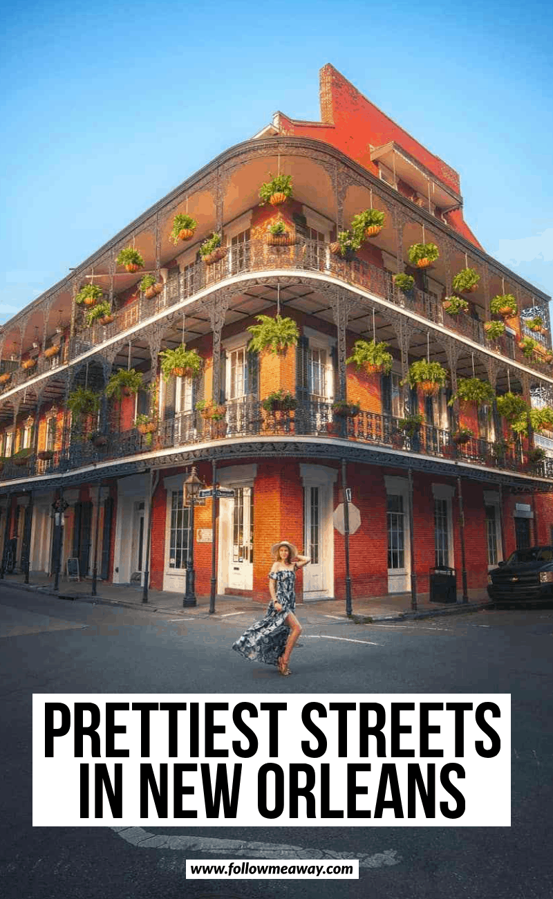 prettiest streets in new orleans