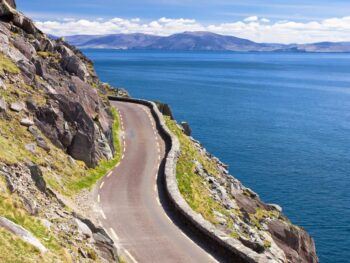 you can skipp a GPS when renting a car in ireland