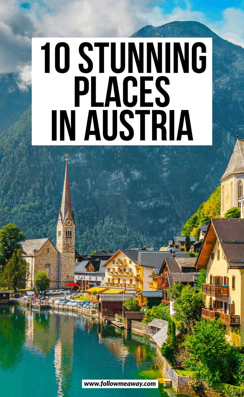 10 stunning places in austria
