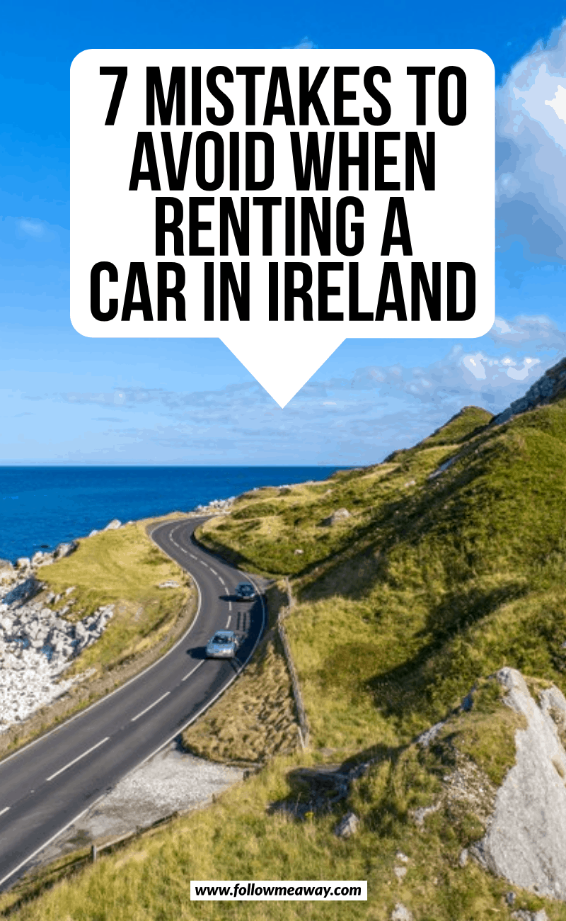7 mistakes to avoid when renting a car in iceland