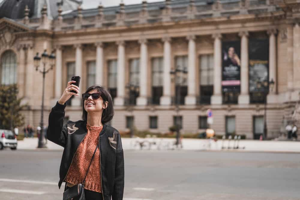 You'll want to take photos of all of the museums, like the Lurve, so make sure to pack extra phone chargers and portable ones too!