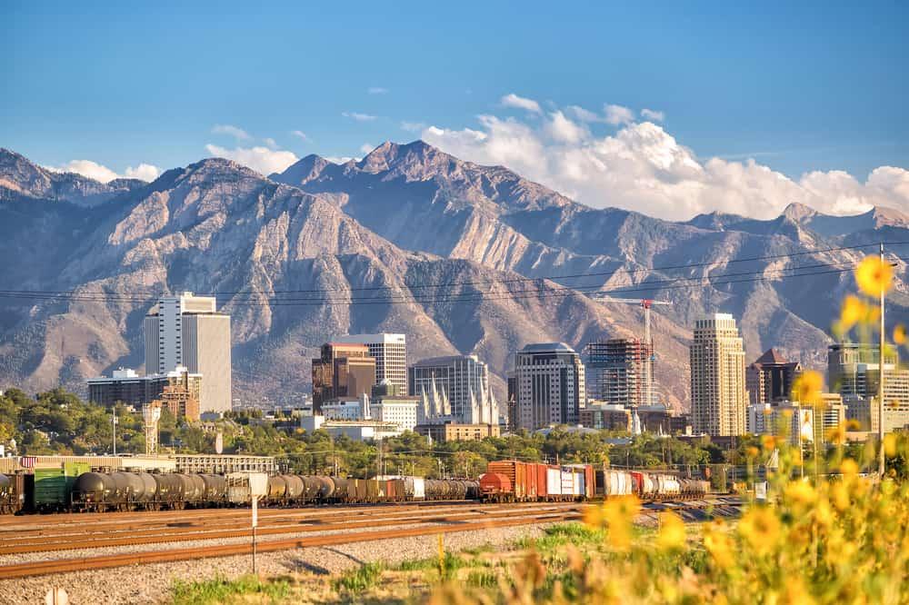 Salt Lake City where you begin your Utah road trip