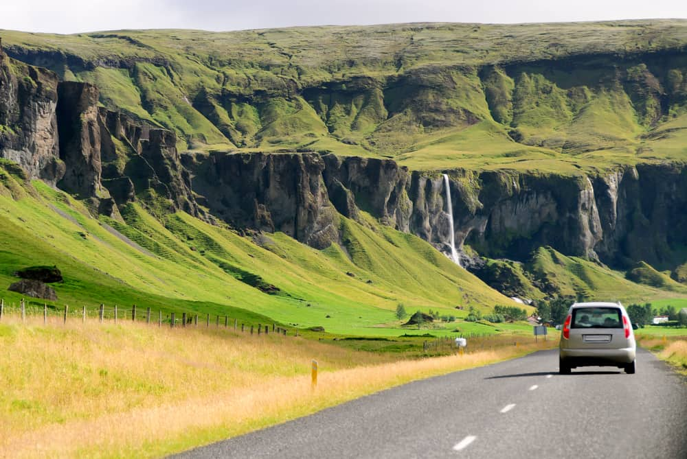 don't put off renting a car in Iceland