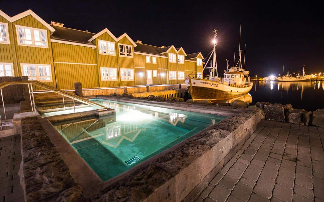 Siglo Hotel is where to stay in Iceland in Akureyri