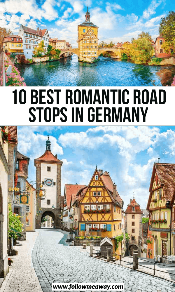 10 best romantic road stops in germany | where to find the best food in germany | spa visits in germany | bucket list locations in germany | lovers travel guide to germany | relaxing towns in germany | road trip itinerary for germany | travel guide for germany | travel tips for couples in germany #germany #couplestravel #germanytraveltips