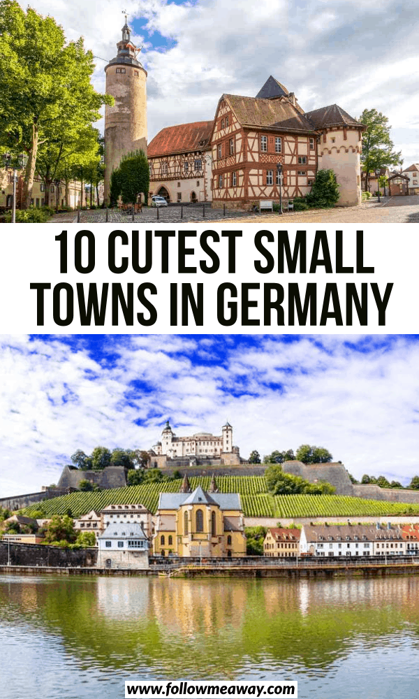 10 cutest towns in germany