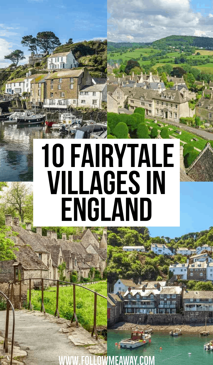 10 fairytale villages in england