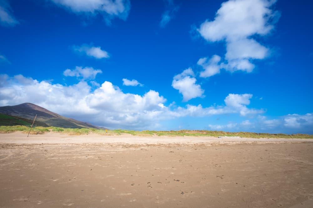 sand dunes of Inch Beach