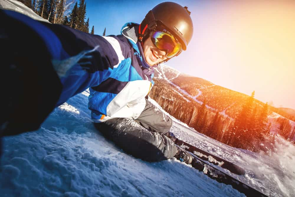 GoPro Alternative action cameras are great for adventures like snowboarding