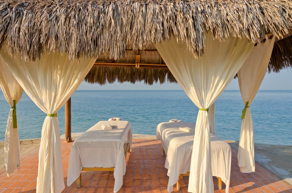 Photo of Spa Tables You Could Experience During Your Maldives Honeymoon