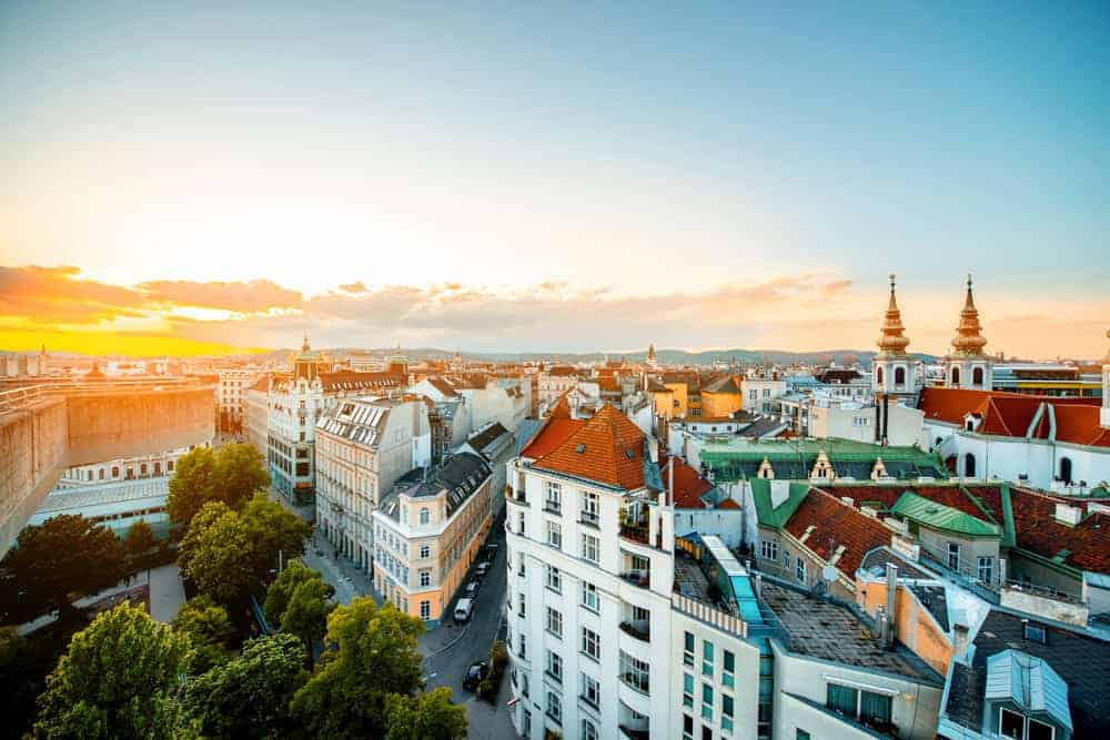 You don't want to miss beautiful Mariahilf on your search for where to stay in Vienna