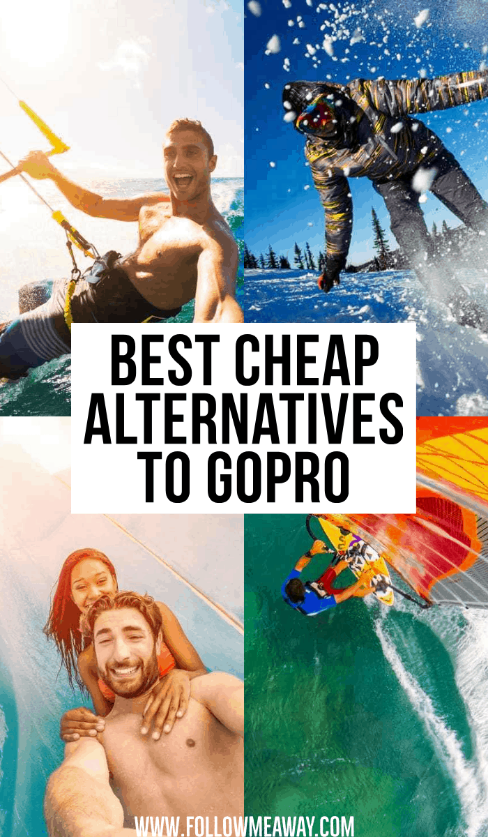 best cheap alternatives to gopro