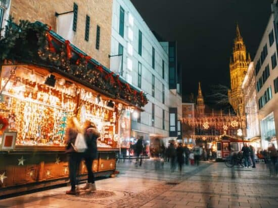 christmas markets in germany munich