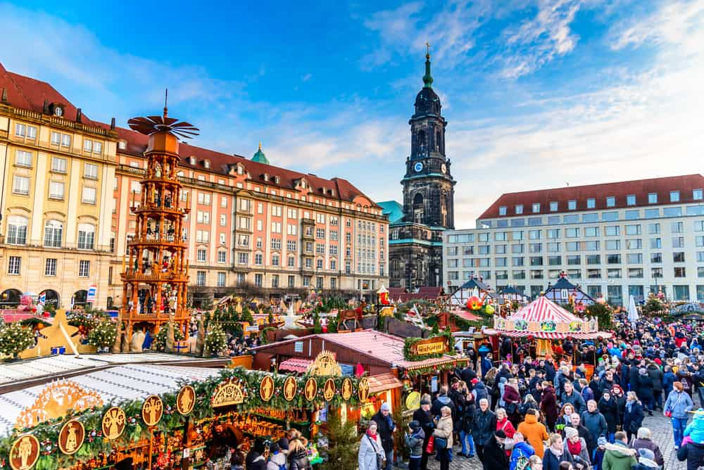 christmas markets in germany dreseden market