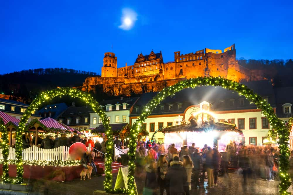 christmas markets in germany heidelberg
