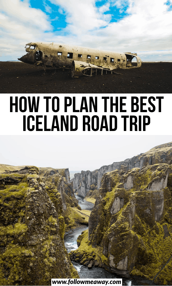 how to plan the best iceland road trip