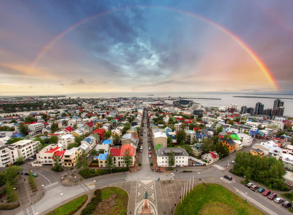add earplugs to your Iceland packing list when staying in downtown Reykjavik