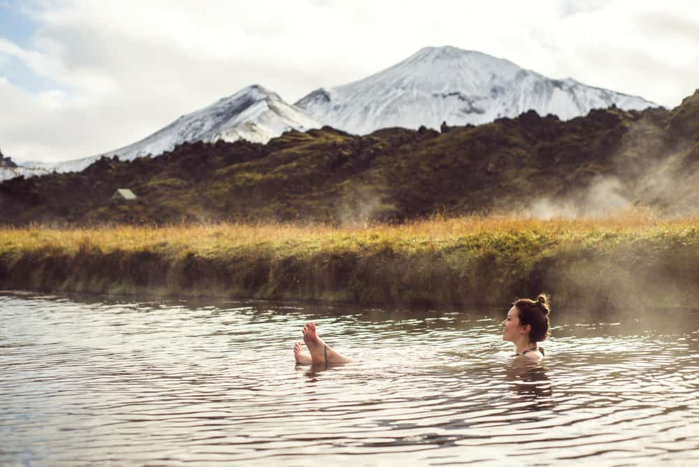 include a bathing suit in your Iceland packing list for hot pots and hot tubs