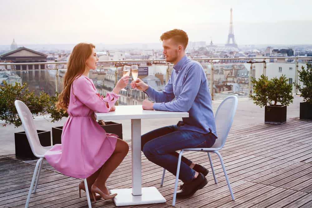 where to eat on you honeymoon in Paris