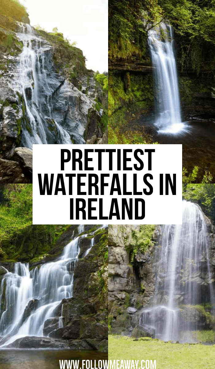 prettiest waterfalls in ireland