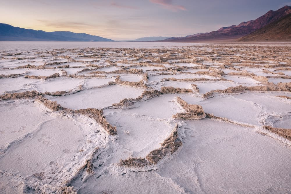 visiting Badwater Basin is one of the best things to do in Death Valley