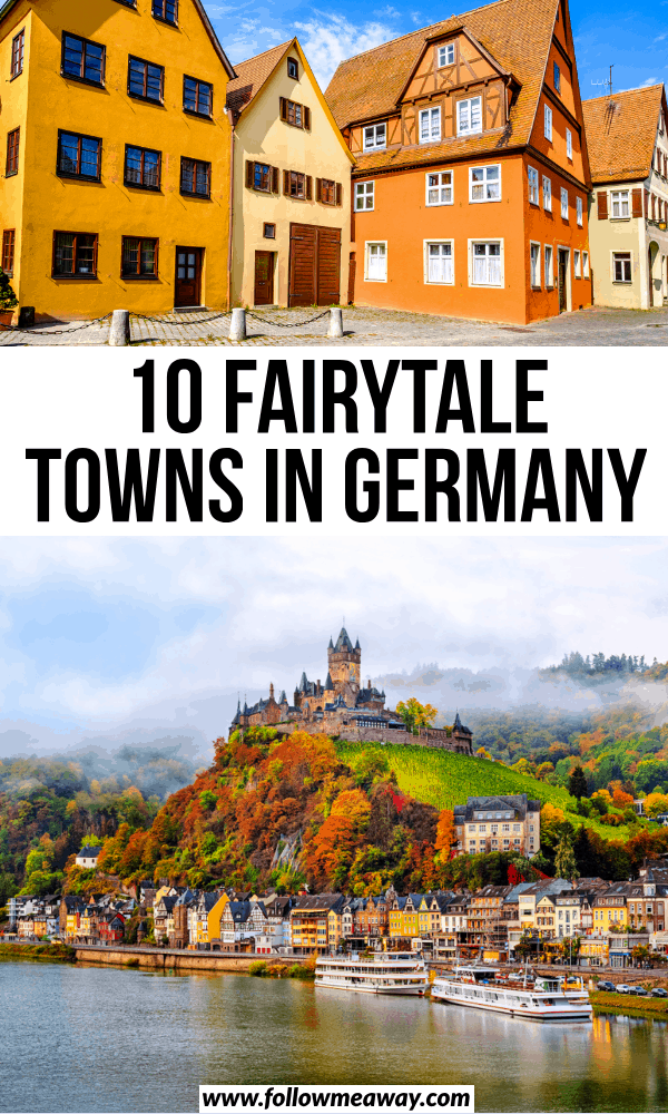 10 fairytale towns in germany
