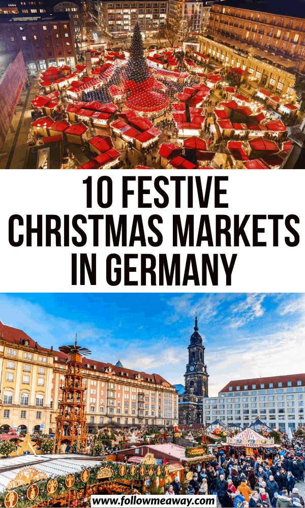 10 festive christmas markets in germany