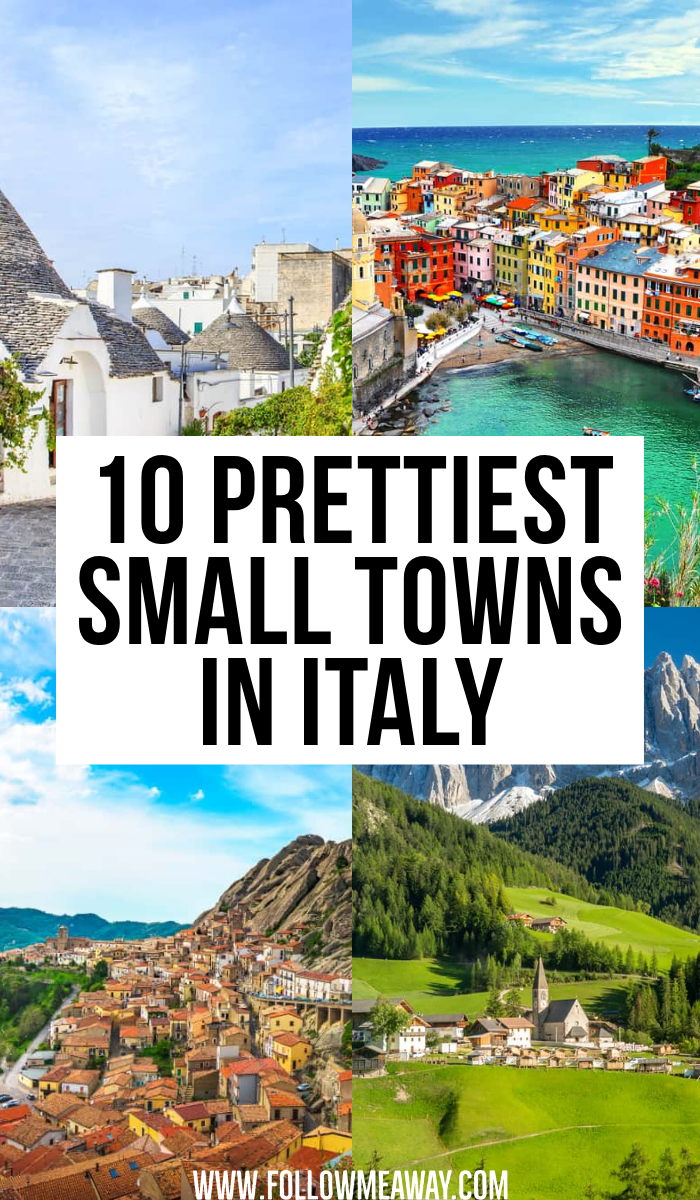 10 Prettiest Small Towns In Italy | where to go in italy | cutest small towns in italy | where to go in europe | adorable towns in italy | where to stay in italy | adorable places to stay in italy | what to do in italy | beautiful destinations in italy | how to plan your italian vacation | travel tips for italy | instagram spots in italy | instagrammable towns in italy | whimsical towns in italy | travel guide for italy | bucket list itinerary for italy | how to plan the best italy itinerary #italy #italian #traveltips