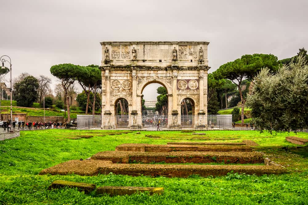 Once a symbol of propaganda, Constantine's Arch now stands for symbols of power and victory for Rome.