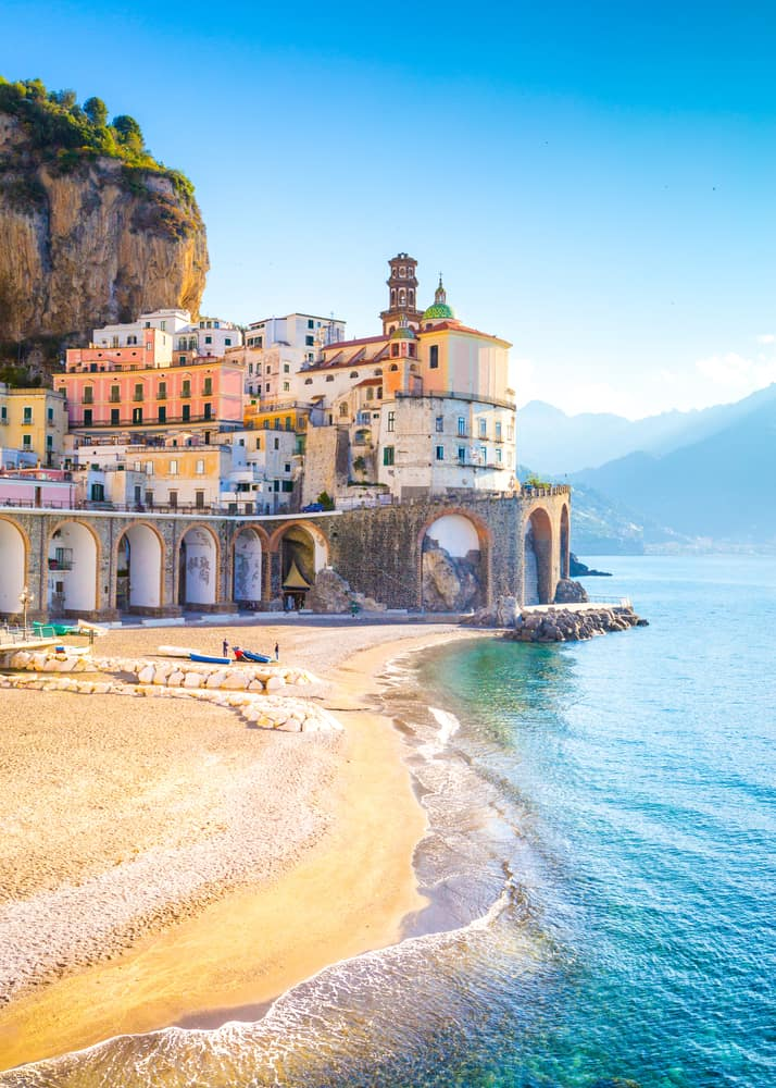 Enjoy the Amalfi Coast while you are in Italy