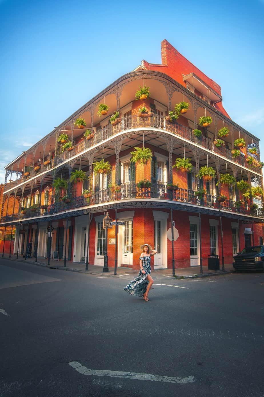 Stroll around the French Quarter on your 3 days In New Orleans