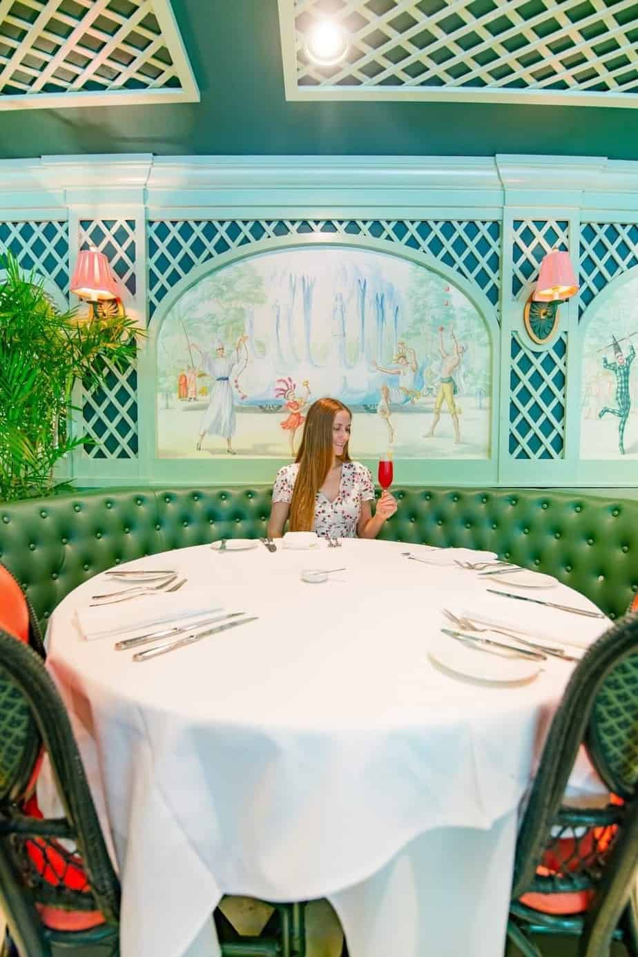Finish off your New Orleans itinerary with dinner