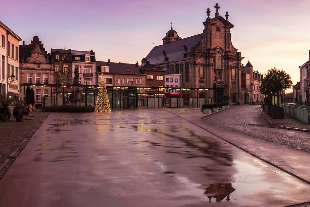 The Mechelen Market has much to offer for visitors of any age!